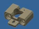 Main motor mount drive - KSM10-50TS03