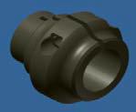 Mast Lock Clamp - KSM10-50TS05