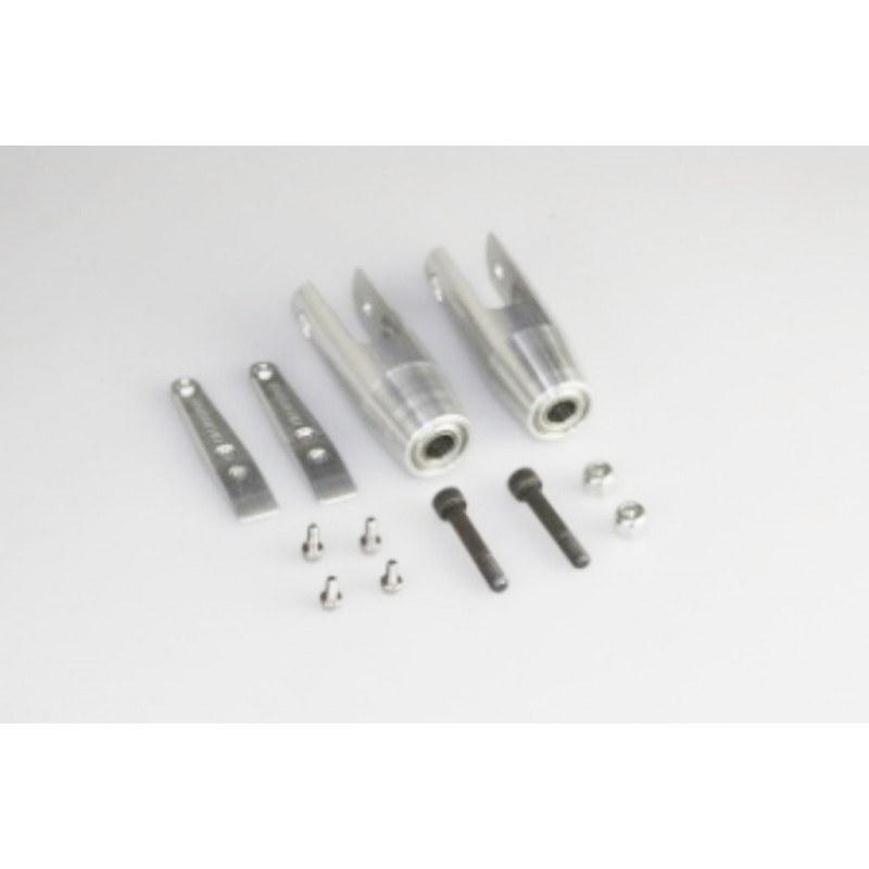 Main Rotor Grips Set 4mm Screw Lock - KSM10-90H08