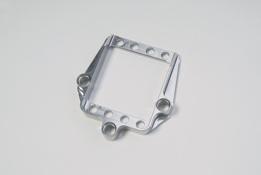 Cyclic Servo mount ALU silver - KSM10-C08