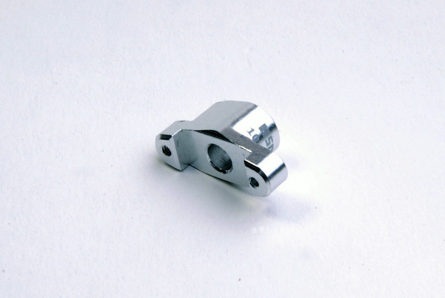 Universal Shaft Holder coupling ALU silver - KSM10-C14