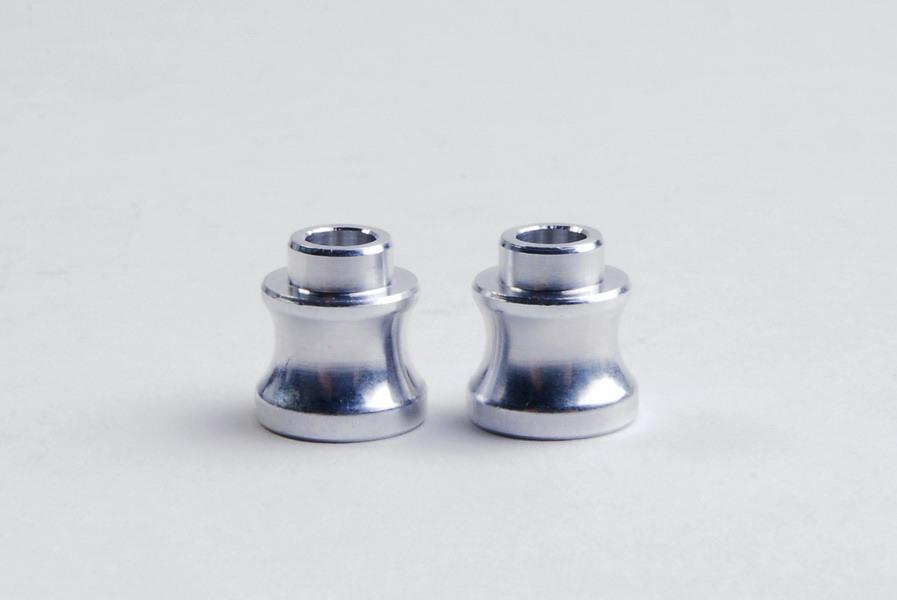 Clutch bearing block drive spacer ALU silver - KSM10-TS08