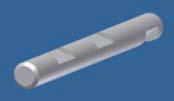Elevator Lever Shaft - KSM20-50C01