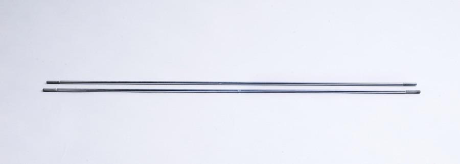 Flybar rod steel hard set 4x490mm - KSM20-90H07