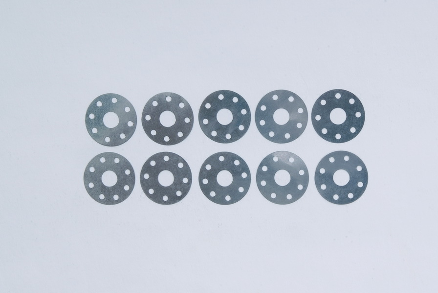 Joint Coupling plate stainless steel (0.1mm.) - KSM20-C01
