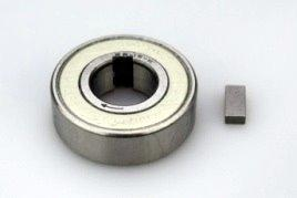 Main gear case 7075 + Autorotation Bearing d15xD35x10t (1/Pack) - KSM10-TS16+KSM30-112