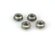 Flanged bearing 4x10x4t (4/Pack) - KSM30-126