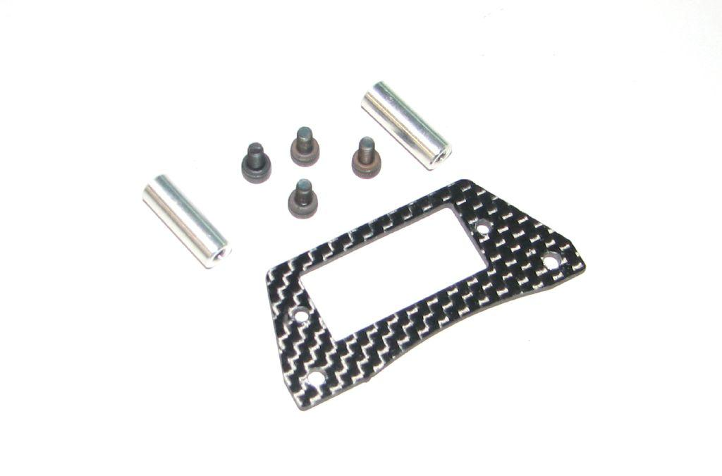 Mixture Servo Mount Set For HS-81 HITEC SERVO - KSM40-C06