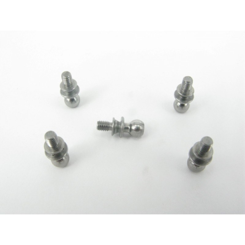 Linkage Ball M3x4.95x6.5 (5/Pack.) - KSM53-106