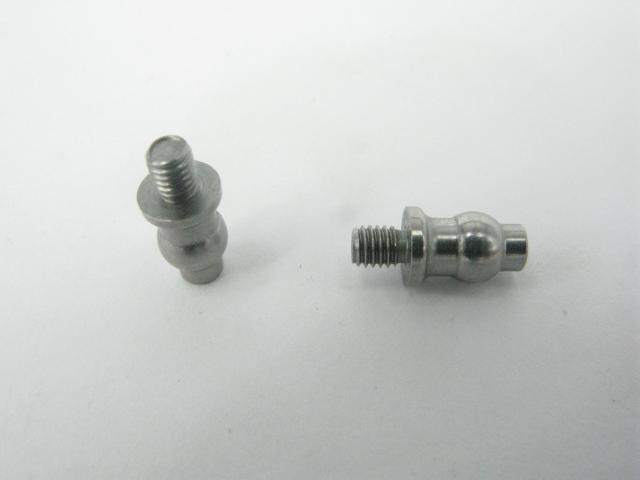 Linkage ball M3x4.95x4.5 (2/Pack.) - KSM53-108