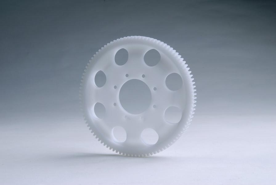 Main gear 100T plastic - KSM70-TS01