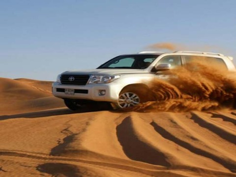 Evening Desert Safari Packages from Arabian Kings Tours
