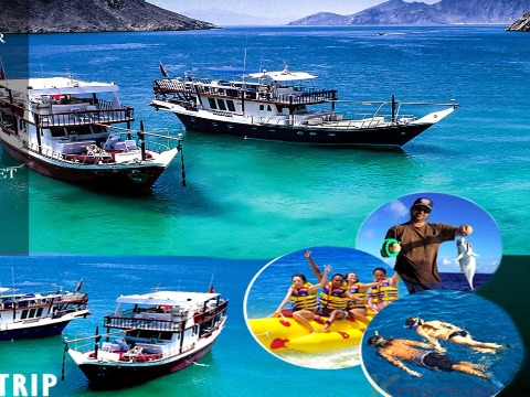 Musandam Dibba Tour From DRTT