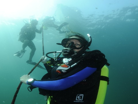 PADI Scuba Diving Courses with EASTMAN