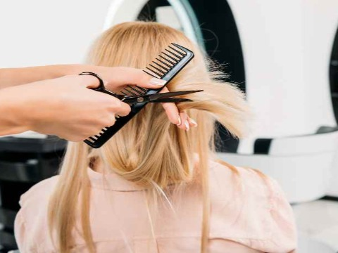 Pamper Your Hair at Authentic Glam Beauty Salon
