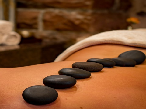 Thai massage or Lava Hot Stone Massage