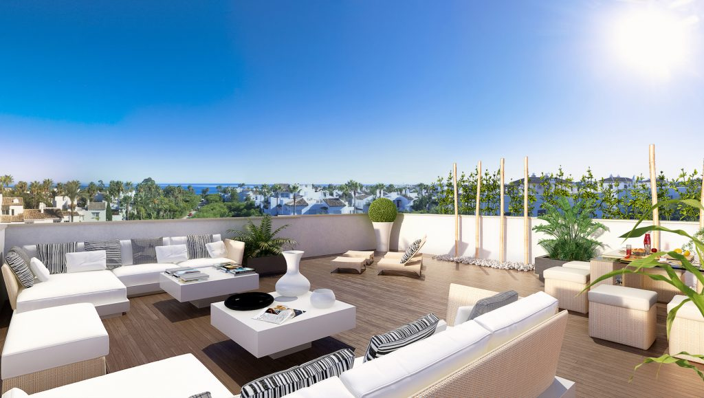 Contemporary apartments 300 metres from beach