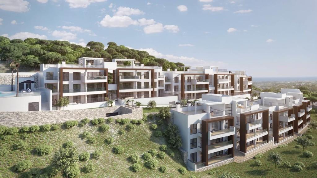Designer leiligheter og penthouses med fantastisk utsikt over Middelhavet