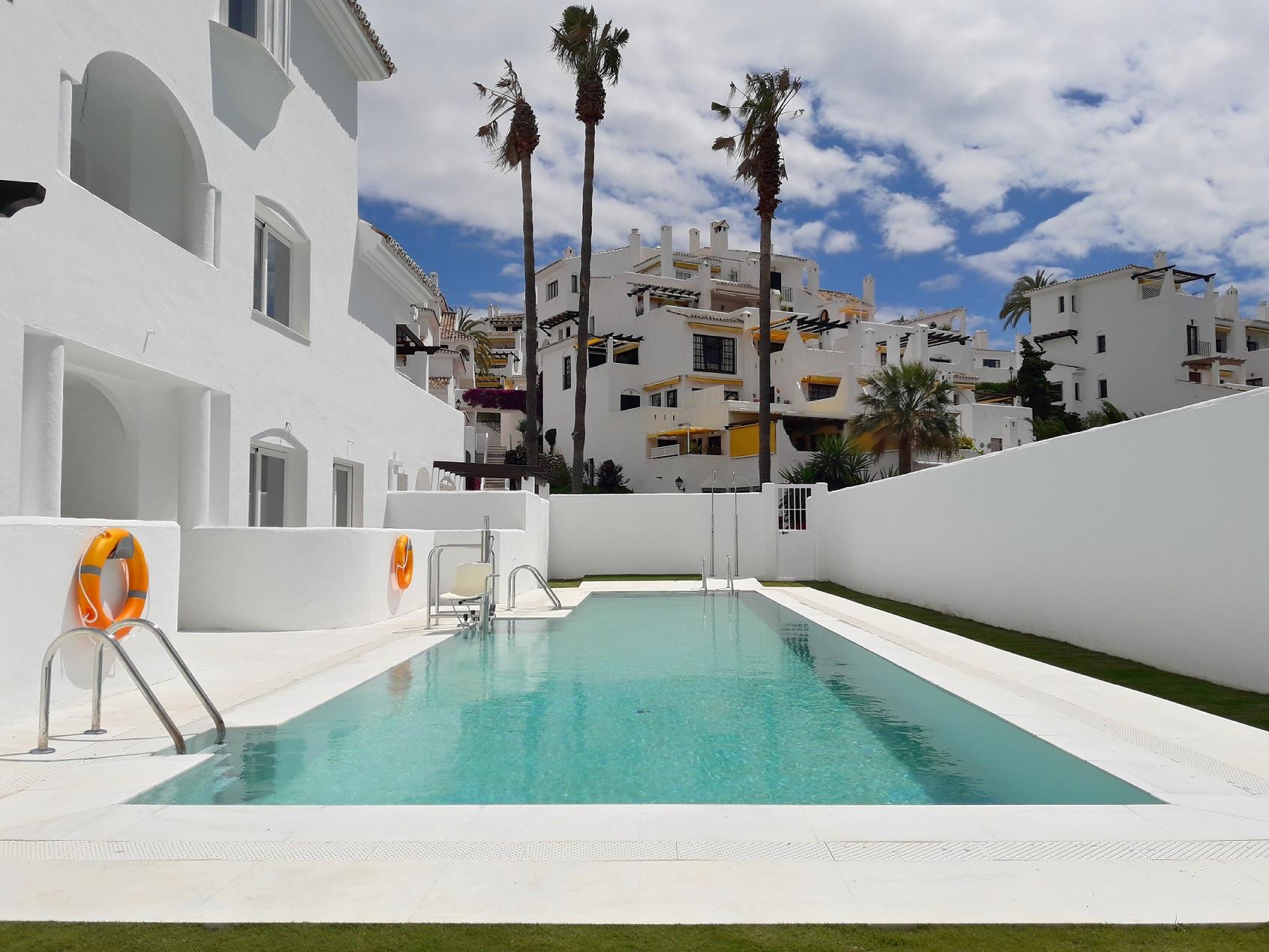 Moderne leiligheter nær Puerto Banus