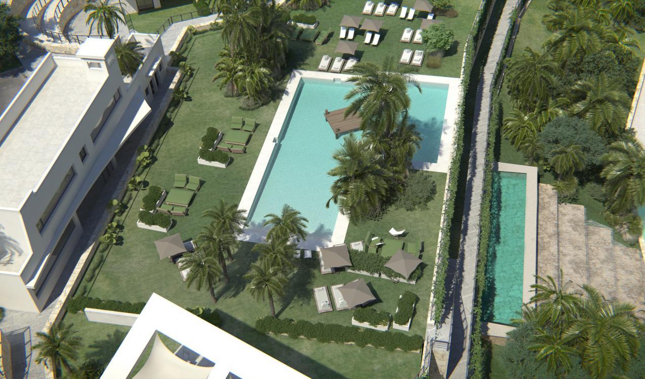 Apartamentos en Mijas Hills con administración de propiedades