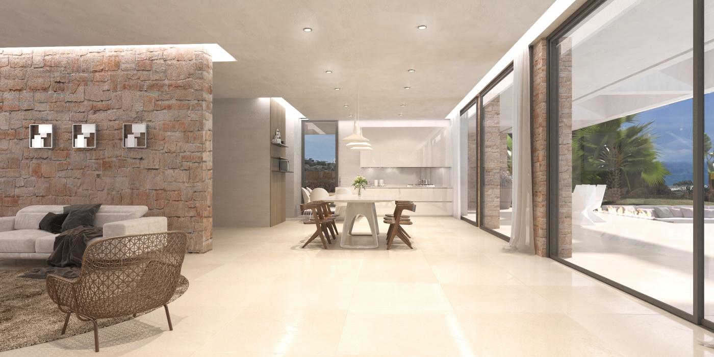 Neue moderne Villen in Benalmadena | HBC Costa del Sol properties