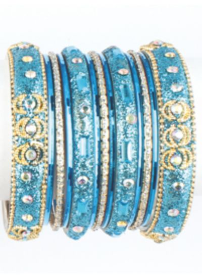 Intricate Bangle Set