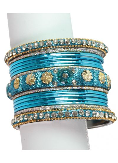 Ornate Bangle Set