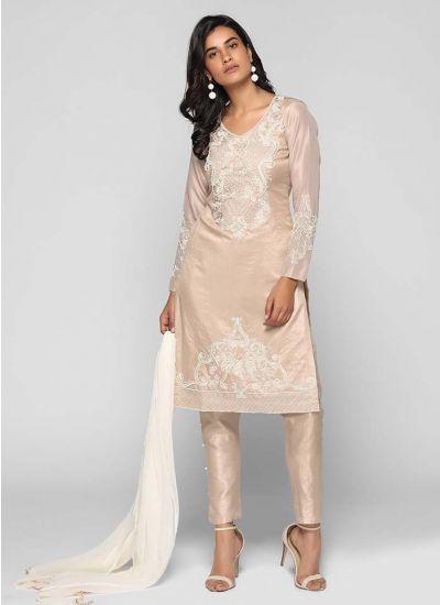 Intricate Pearl Dress