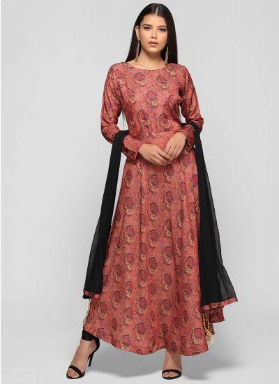 Acorn Sheen Dress