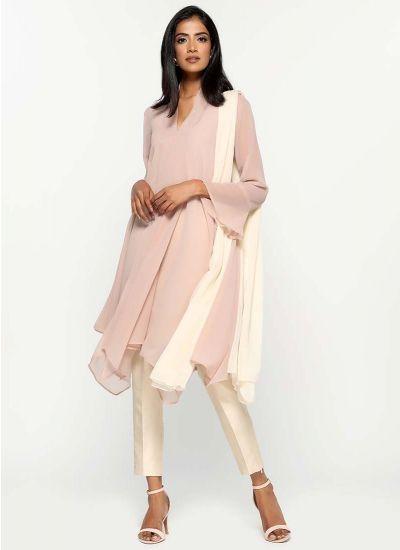 Billow Rose Tent Dress