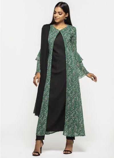 Foliage Jacket Suit