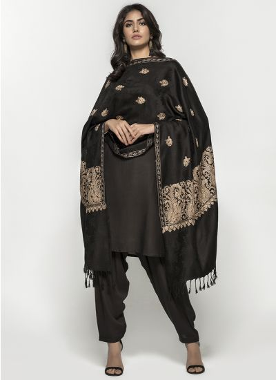 Kashmiri Threaded Salwar Suit