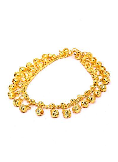 Chain Gold Payal Pair