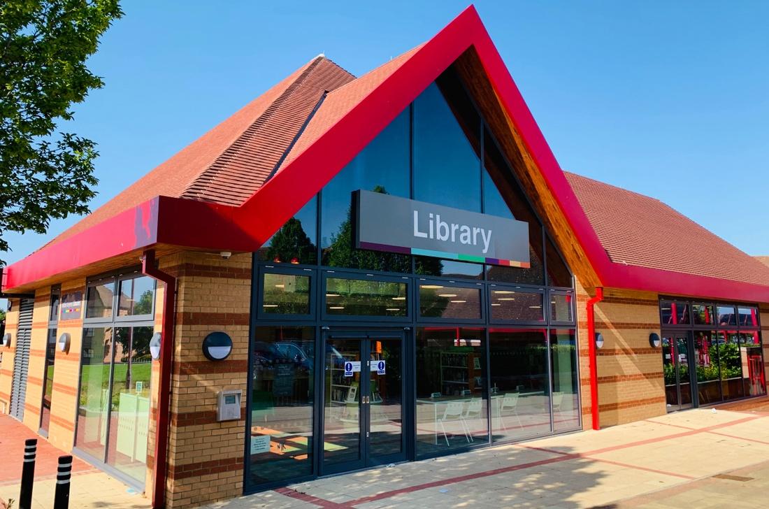 Westcroft Library 3 desktop