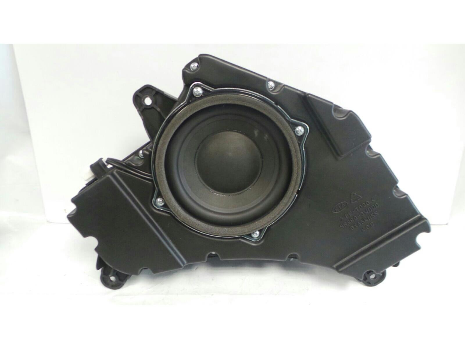 KIA 96380-3W000 Speaker in boot next  to amp