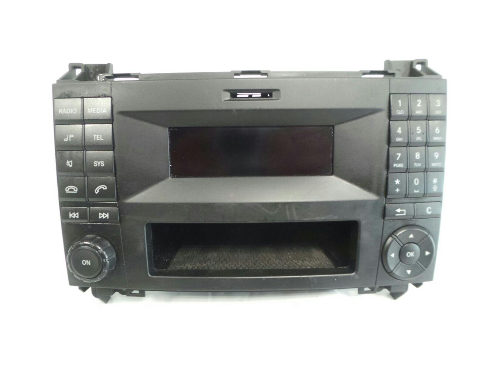 Mercedes-Benz Audio Display May Need Coding Untested SD Slot  A 906 900 51 30
