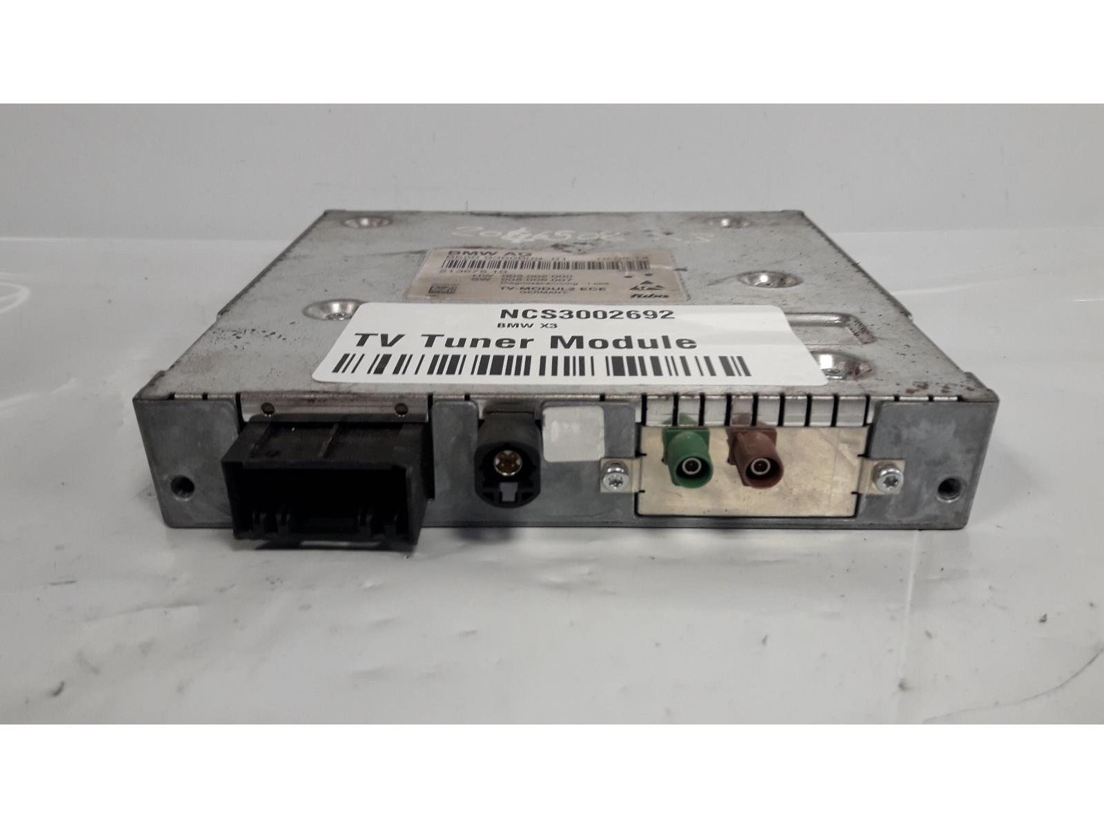 BMW tv module  untested may need coding in 6550 9366609 01