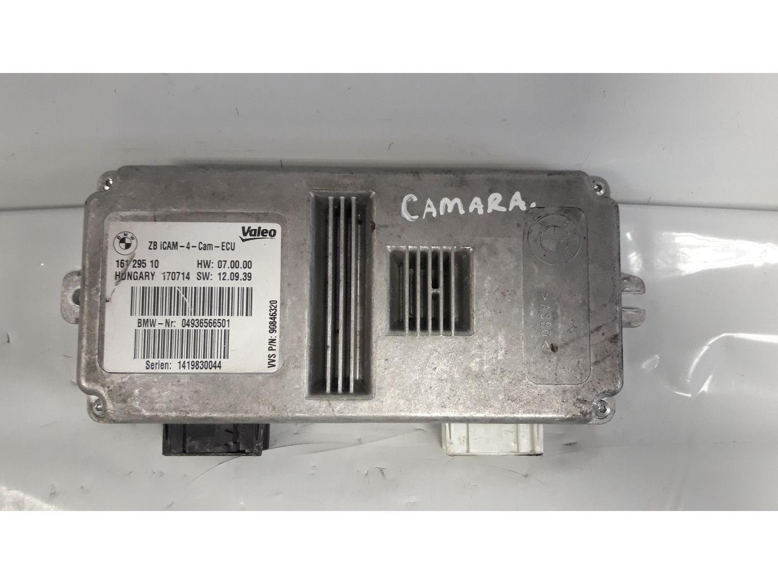 BMW camera  untested may need coding in  zb icam-4-cam-ecu