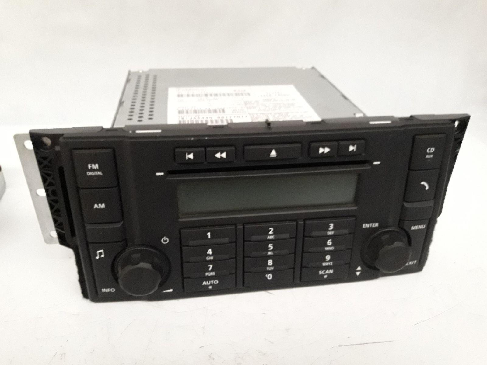 Land Rover LAND ROVER FREELANDER 2 2007-2010 COMPLETE UNIT WITH NAV SCREEN  UNTESTED  MAY NEED CODING