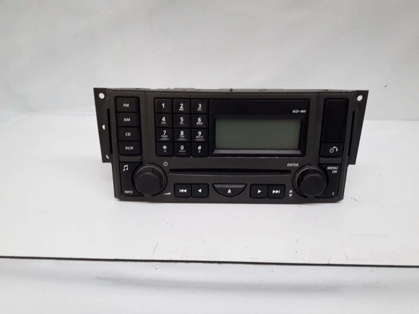 Land Rover Land rover Discovery 2005-2009 UNTESTED  MAY NEED CODING