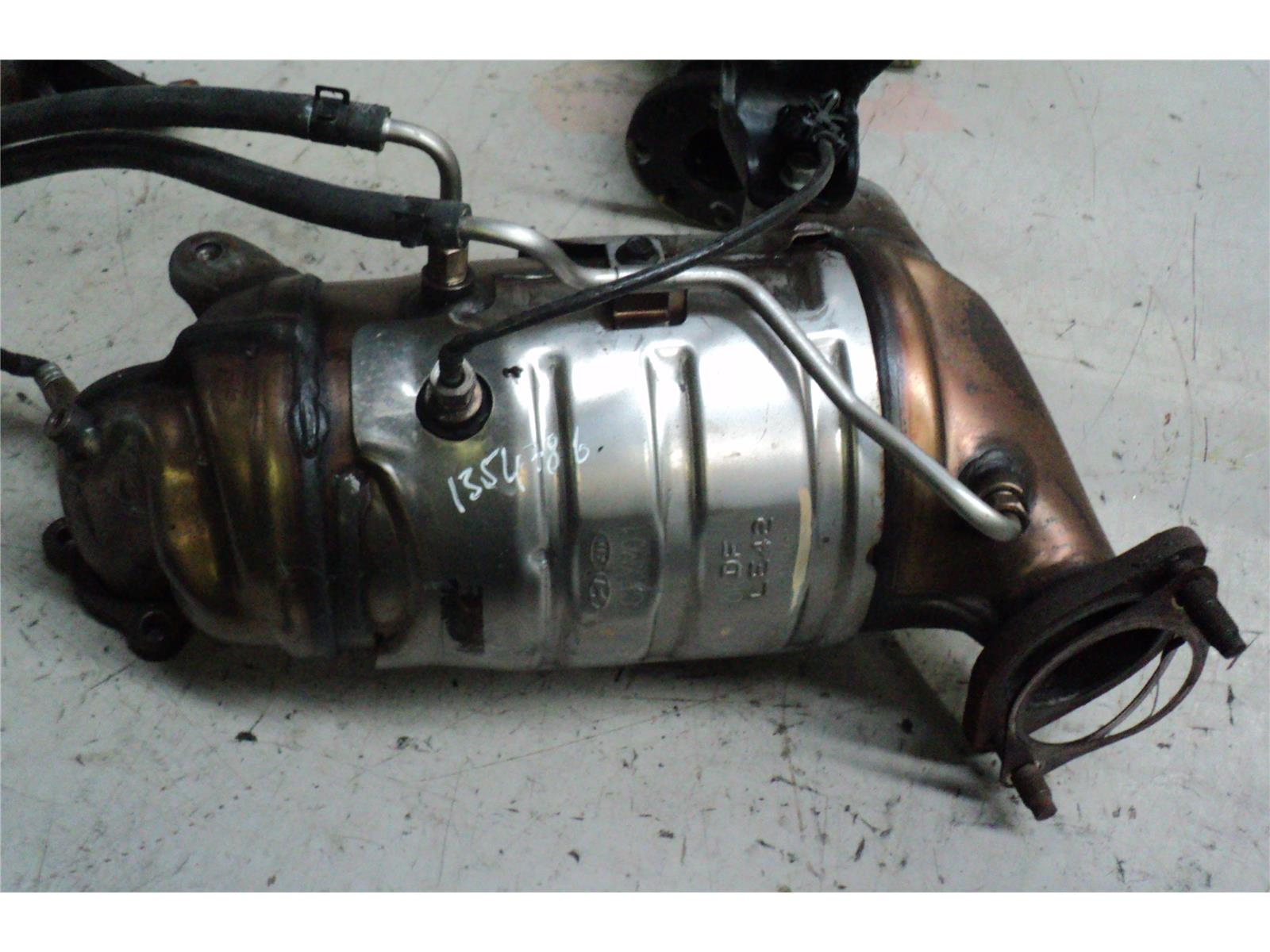 ... EXHAUST PARTICULATE FILTER 2006 To 2012 Hyundai Santa Fe 2.2 DFLE42 -  1131520 ...