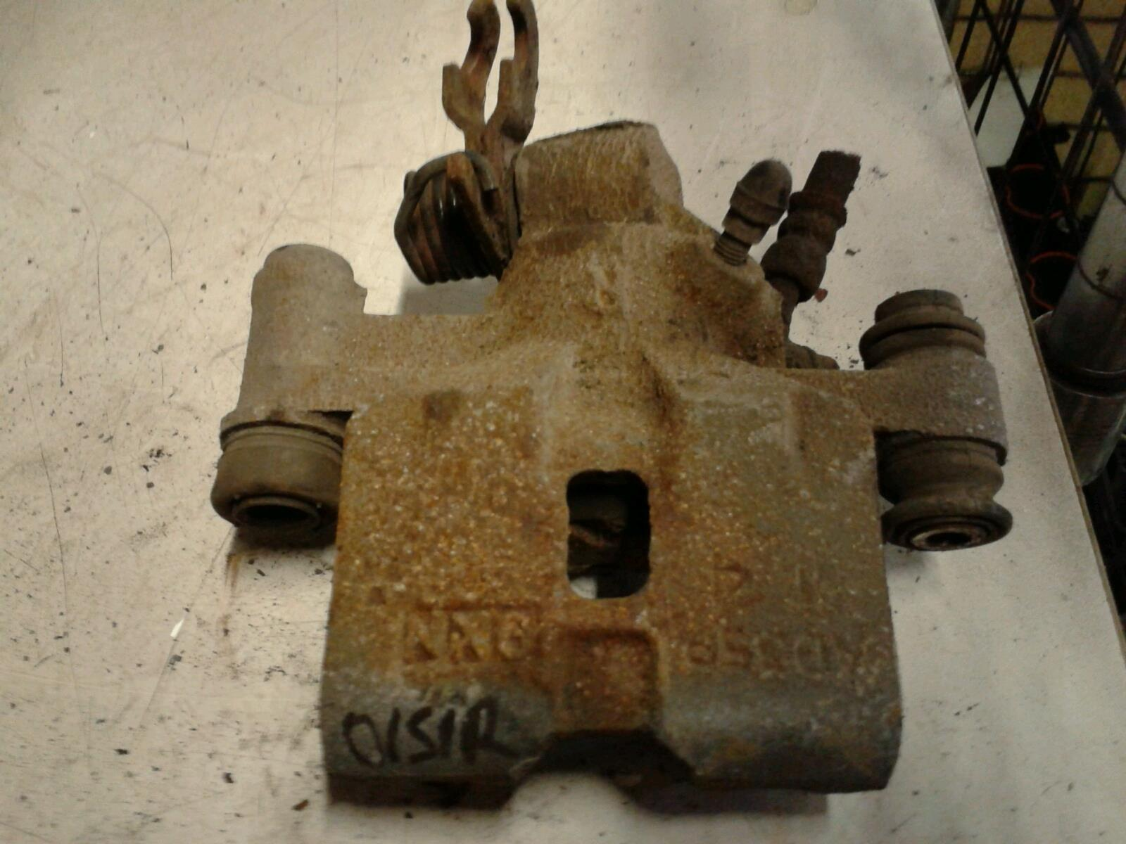 BRAKE CALIPER Mazda 626 1999 To 2002 DRIVERS SIDE REAR O/S/R &