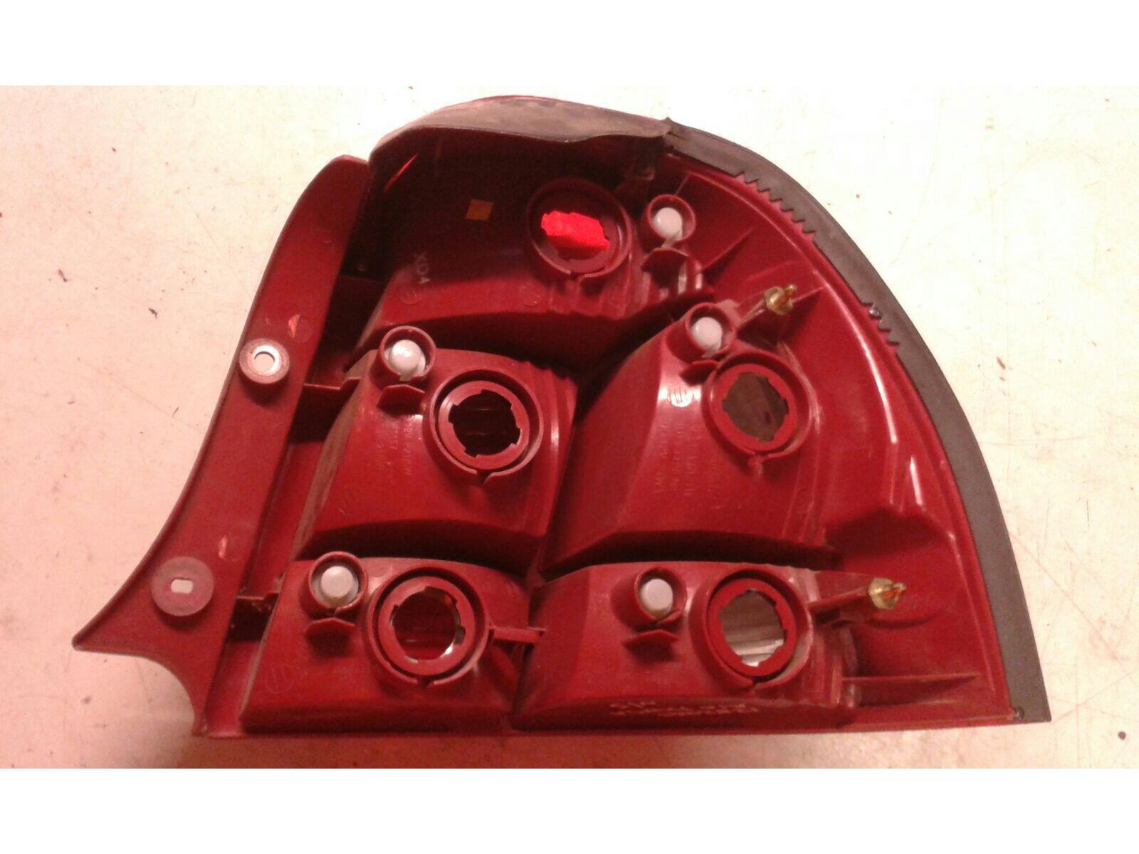 Kia Shuma Ii 2002 To 2004 Lamp Assembly Rear Lh Petrol Manual 2 Fuse Box Ns Tail Light Lx 5 Door Hatchback 1318841