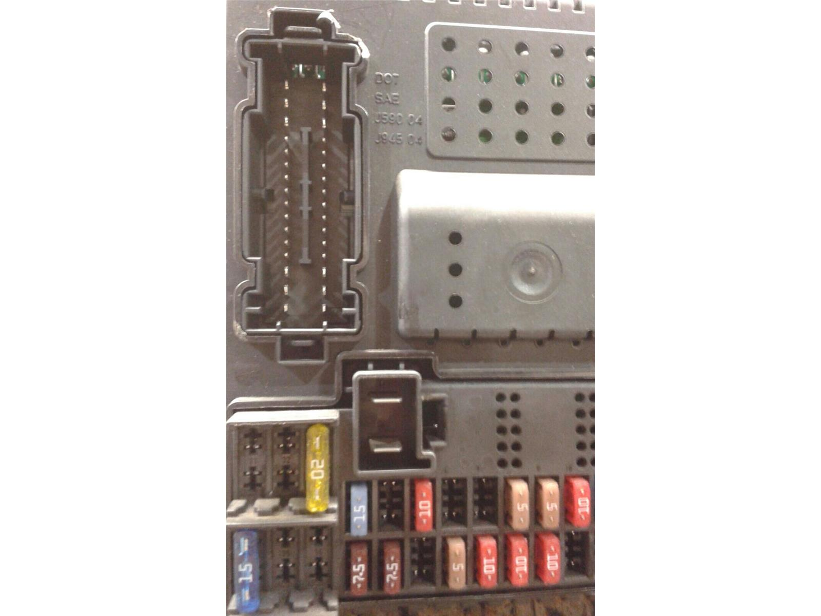 2016 Volvo Xc90 Fuse Box Diagram In 2002 To 2006 Diesel Automatic For Sale From