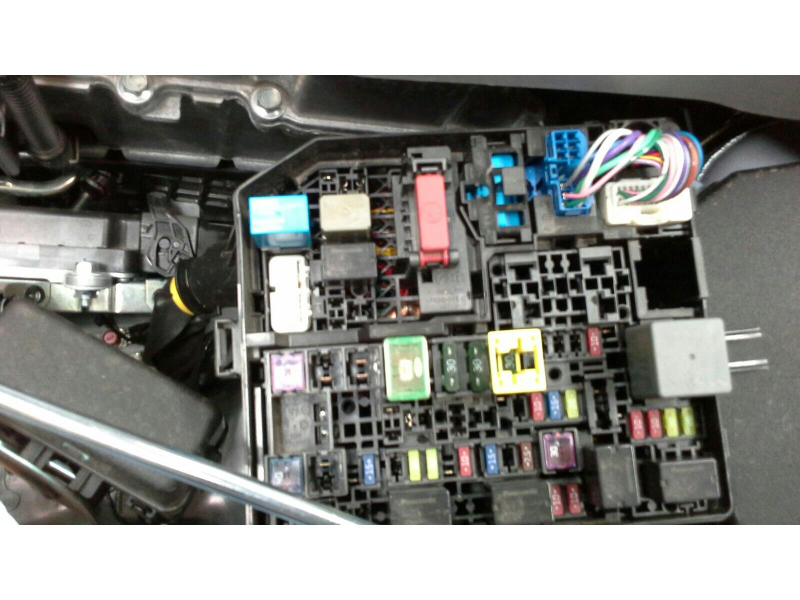 2014 Mitsubishi Outlander Fuse Box Diagram Wiring Library 2015 Phev 2013 To Petrol Electric Dodge Ram 1500