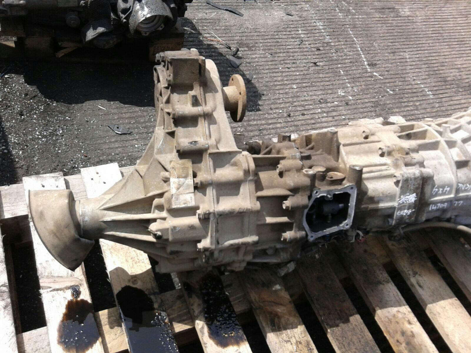 Nissan D22 1998 To 2004 Transmission Assembly Diesel Manual For Navara Fuse Box Gearbox Transfer 25 Di 5 Speed Warranty 1291099