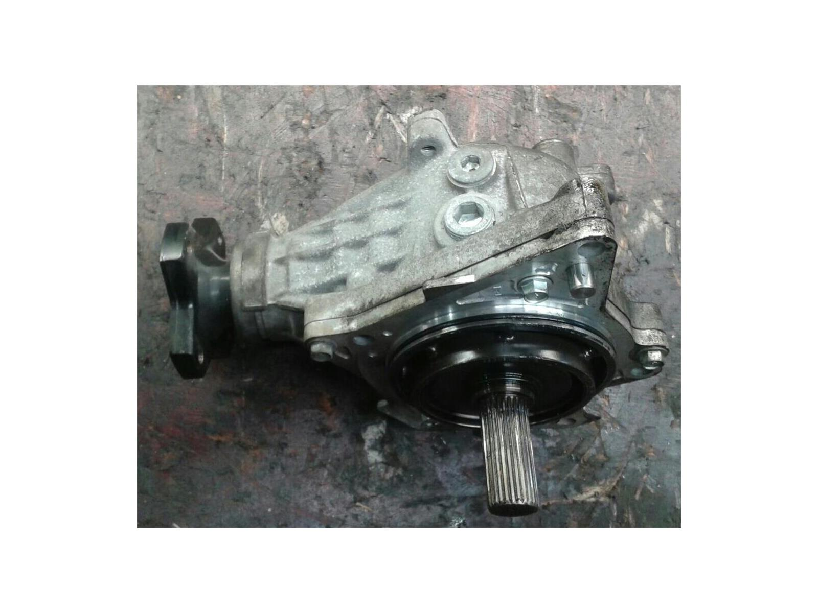 ... TRANSFER CASE 2008 On Renault Koleos 2.0 Diesel Transfer Box & WARRANTY  -5014973 ...