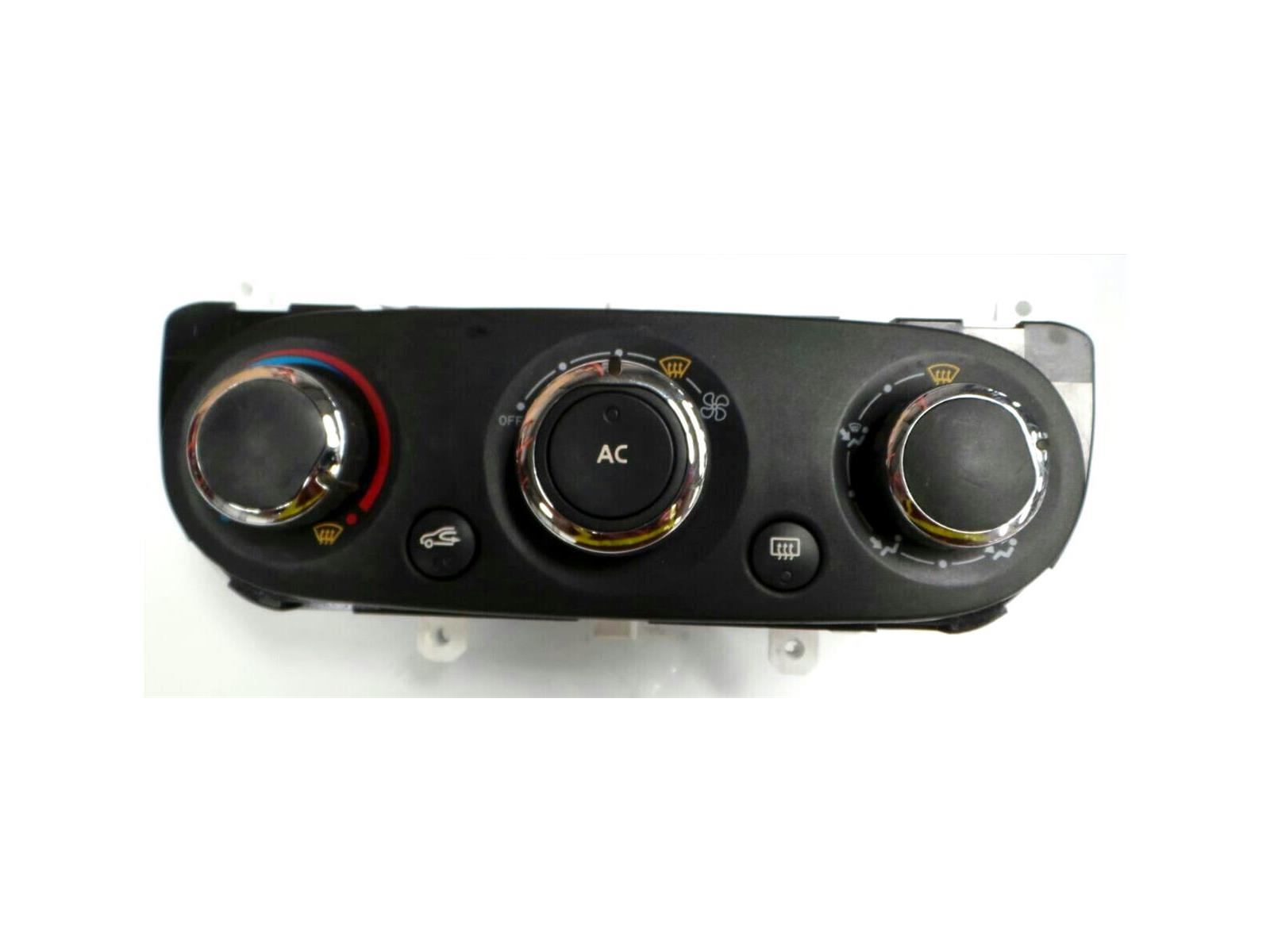 Renault Clio 2013 To 2016 Heater Control Panel (Petrol / Manual ...
