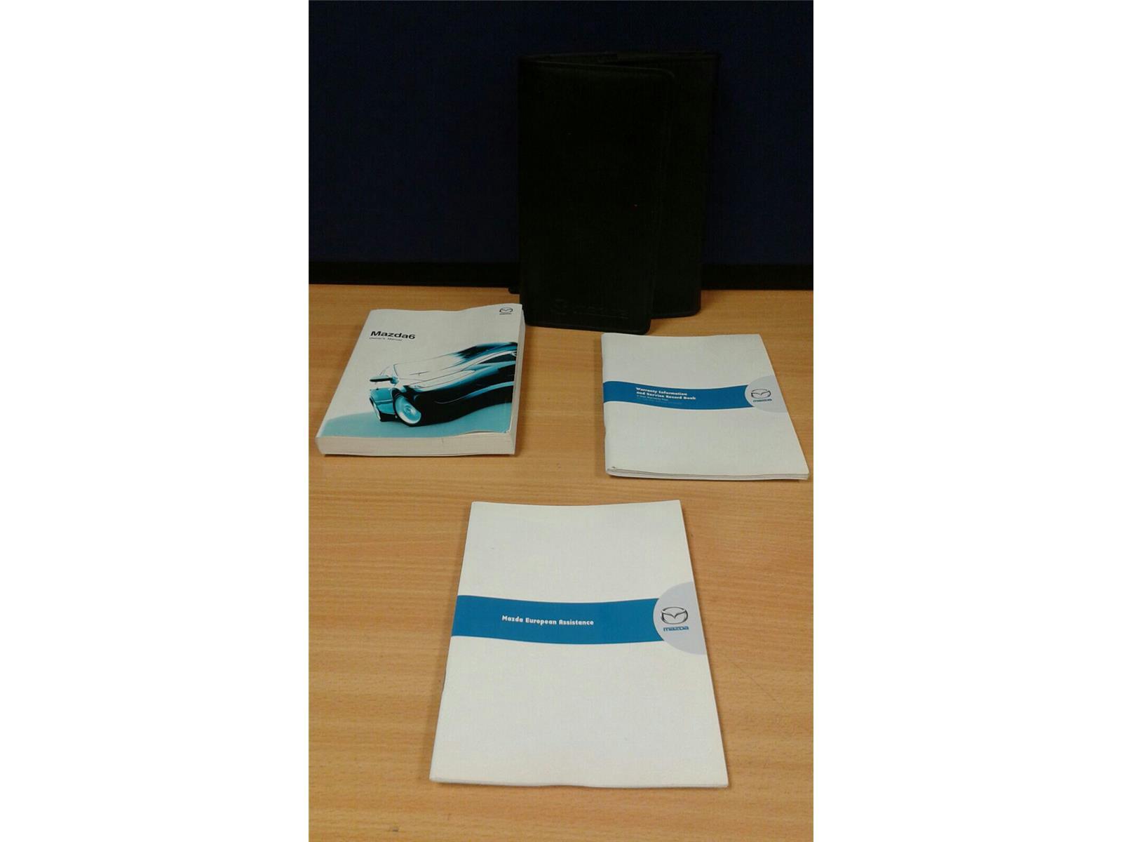 mazda 6 2002 to 2007 book pack petrol manual for sale from rh motorhog co uk Mazda SUV mazda 6 2002 owners manual pdf