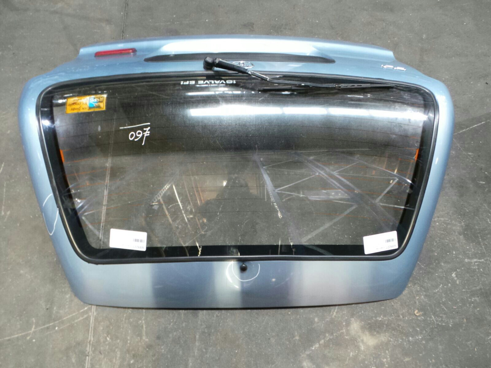 Toyota Corolla Repair Manual: Outer rear view mirror assy lh